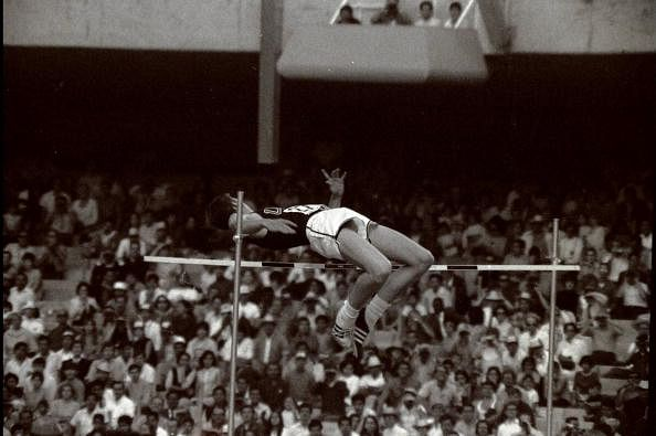 Inspirational Olympic Stories 8 Dick Fosburys Flop