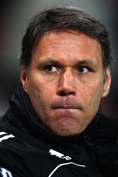 Marseille v Ajax - UEFA Cup