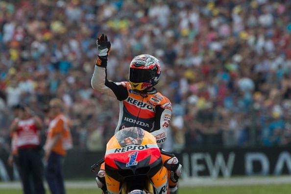 Race Review – MotoGP Assen 2012