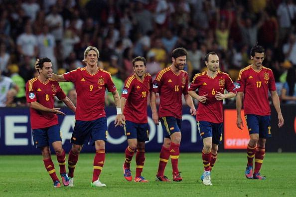 Испания имена