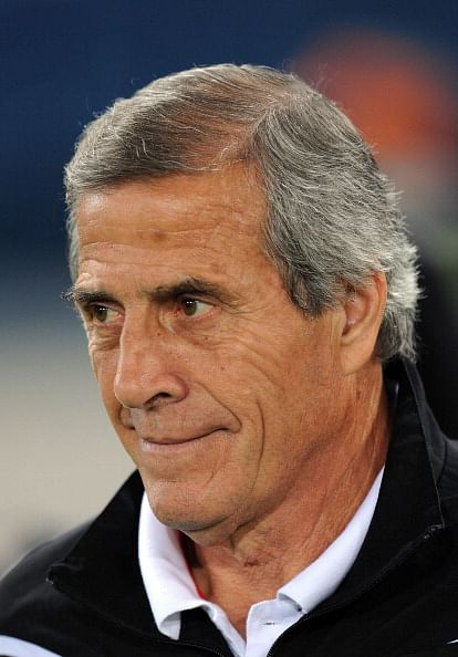 Uruguayan federation wants Tabarez to stay