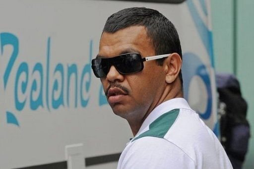 Kurtley Beale was allegedly involved in an altercation with a security guard outside a pub last month