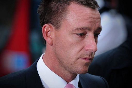 Chelsea captain John Terry was charged by the Football Association for abusing Anton Ferdinand