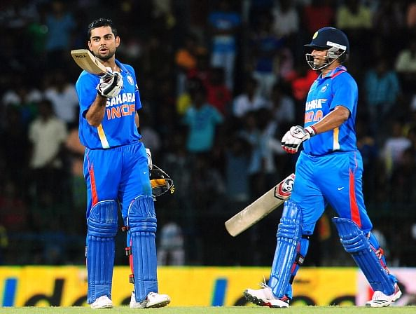 Confident of equalling series Wednesday: Raina
