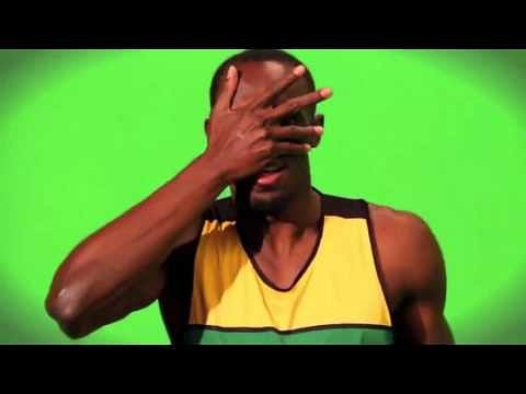 VIDEO : Usain Bolt shows his football skills!!