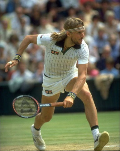 The greatest tennis players of all time - No. 6