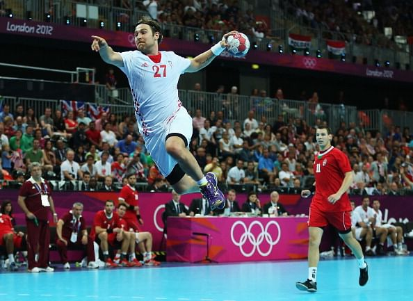 Olympics: Croatia wins men's handball bronze
