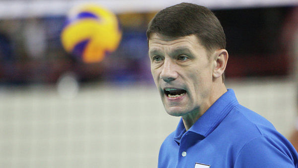 Iran's volleyball head coach Velasco quits