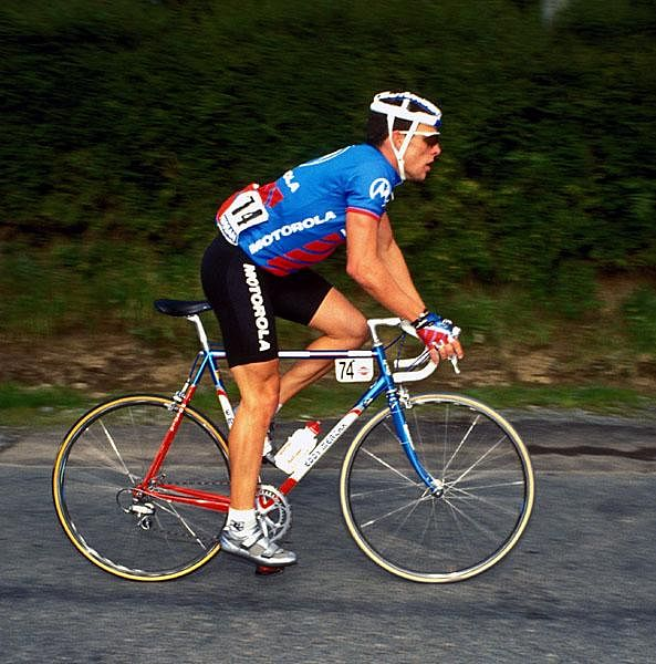 Lance Armstrong An Inspiration To Livestrong