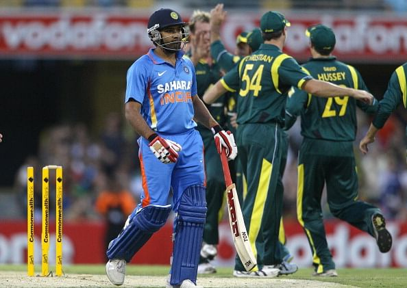 Rohit Sharma stands up against treatment to circus tuskers