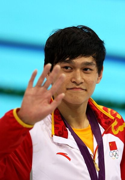 Chinese Olympic champion Sun Yang involved in road accident