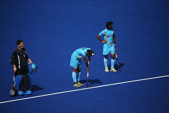India take the wooden spoon in Olympics for the first time
