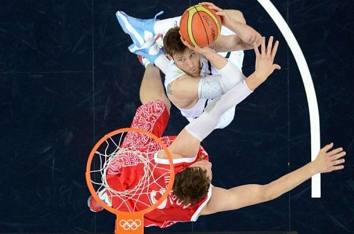 Russia edges Argentina for Olympic basketball bronze