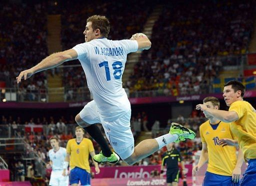 France edge handball thriller to win gold