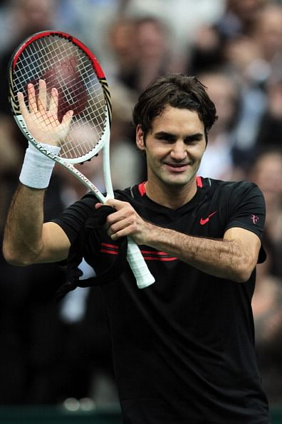 The greatest tennis players of all time - No. 2