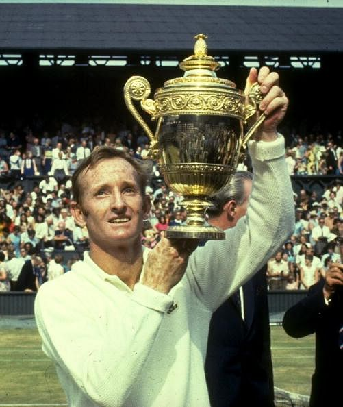 The greatest tennis players of all time - No. 3