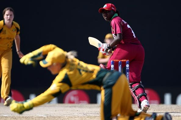 Indian women suffer second loss in World T20