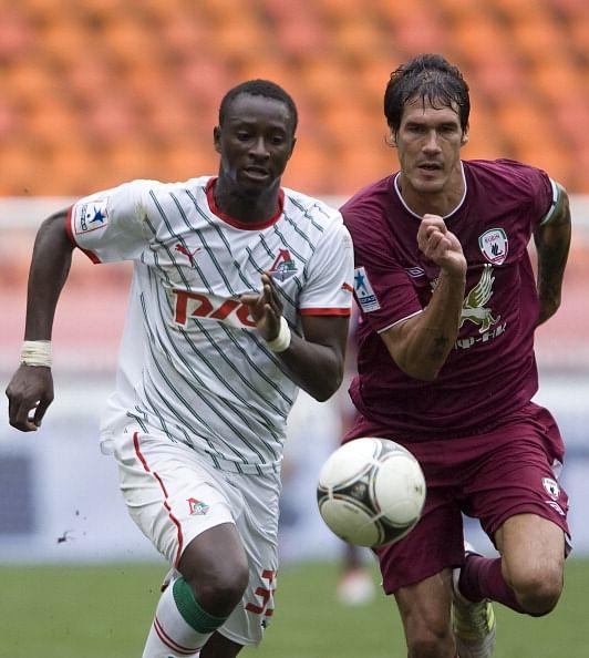 Lokomotiv Moskva v FC Rubin Kazan - Russian Premier League