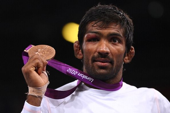 The Indian Juggernaut at London 2012