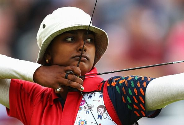 Deepika wins silver in Archery World Cup final