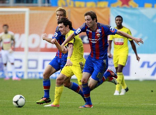 PFC CSKA Moscow v FC Anzhi Makhachkala - Premier League