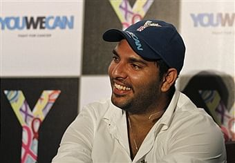 Yuvraj Singh asks people to spread cancer awareness