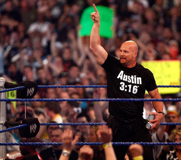 The greatest WWE wrestlers of all time - No. 1