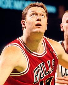 3-time NBA Champion and Australian legend Luc Longley ...