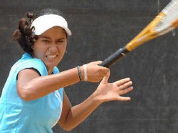Prerna Bhambri shocks Ankita Raina in ITF tennis