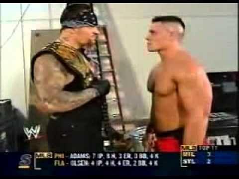 vriska and john meet undertaker