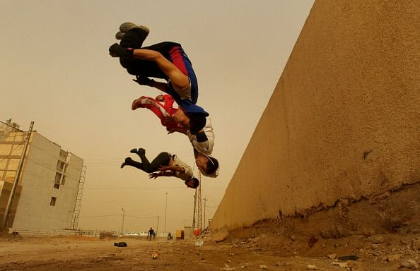 Monkey Business: Parkour and Freerunning