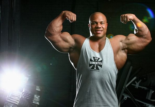 Phil Heath wins Sheru Classic title amid chaos