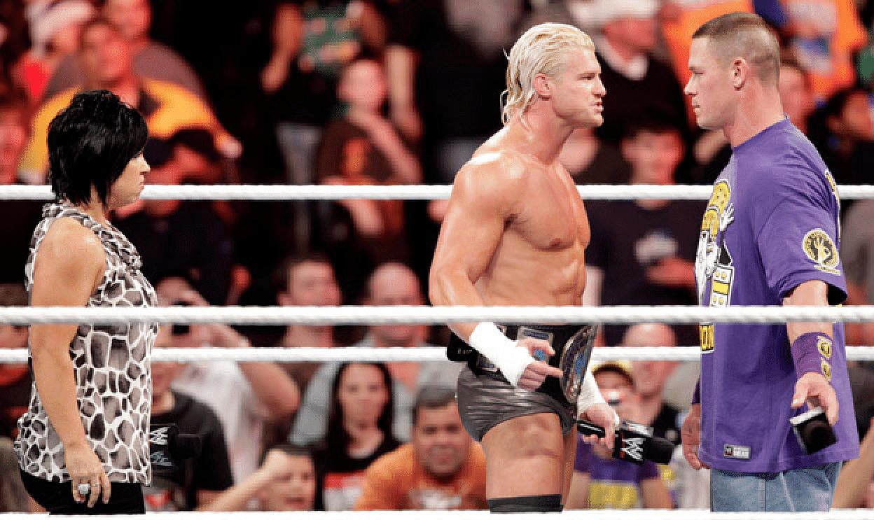 WWE Live w Youngstown (27/09) - Wyniki