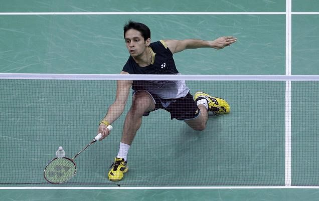 Kashyap, Sayali advance in national badminton