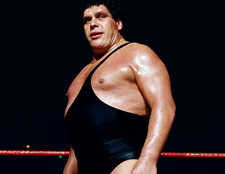 Andre The Giant Wedding Ring