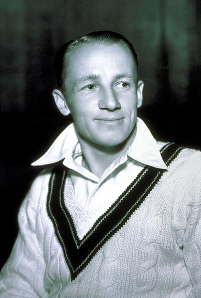 Cricketer's Commanders-in-chief: Sir Donald Bradman