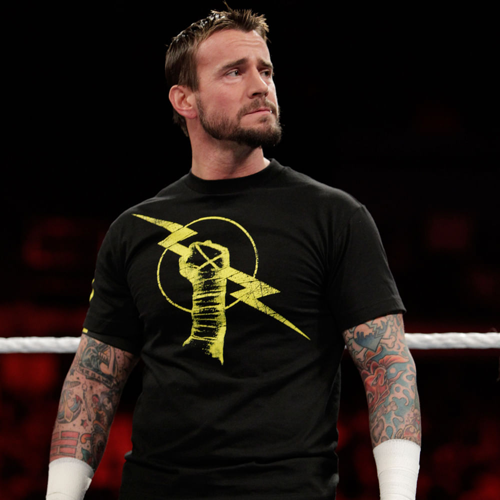 CM Punk and TransmediaEddy Webb | Eddy Webb