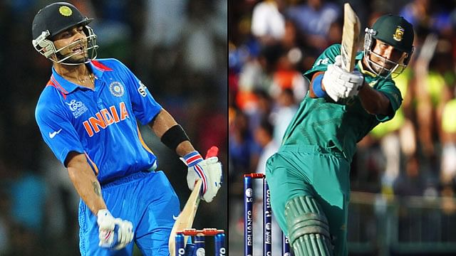 India v/s South Africa- Who has the edge?