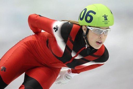 Speed skating world worried about their future