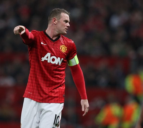 Anzhi Makhachkala ready to make Rooney bid