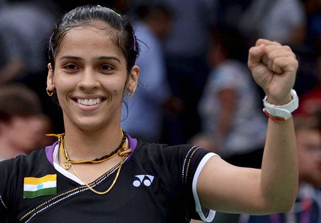Saina seeded 6th at China Open