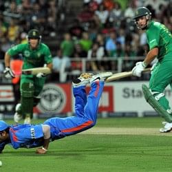 Cricket's Closest Contests: South Africa vs India, Johannesburg, 2011