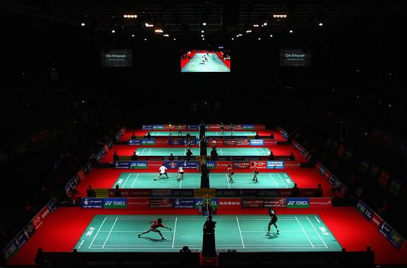 Macau Open: Srikanth, Gurusaidutt march into pre-quarterfinals