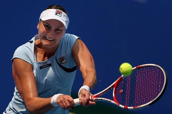 Nadia Petrova wins WTA Tournament of Champions