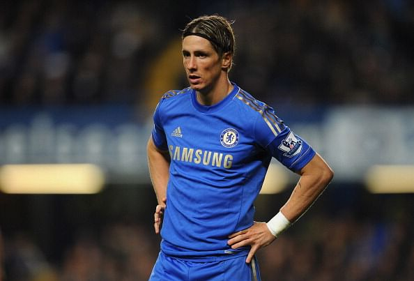Fernando Torres on his way to Manchester City?