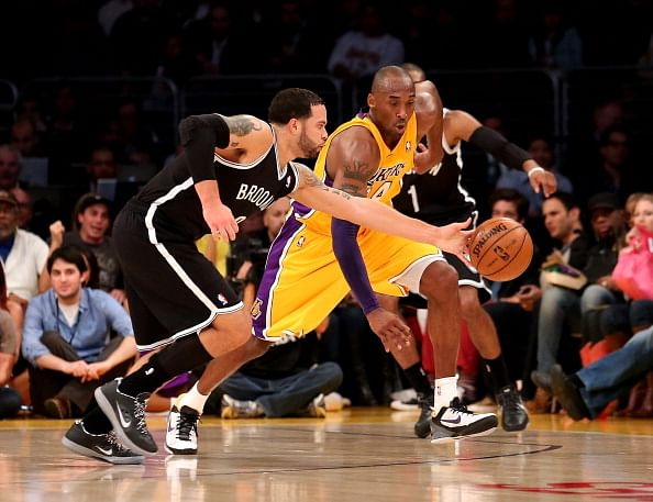 NBA: Brooklyn Nets beat LA Lakers 108-102