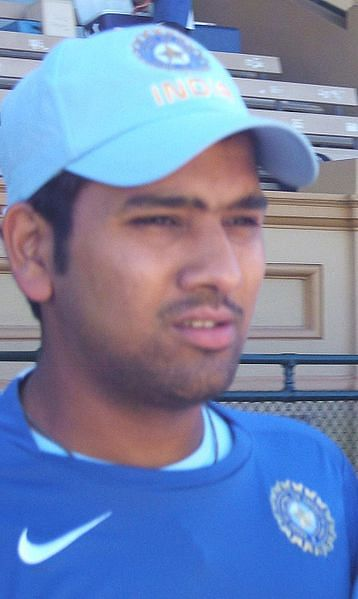 Rohit Sharma Latest News, Biography, Photos & Stats ...
