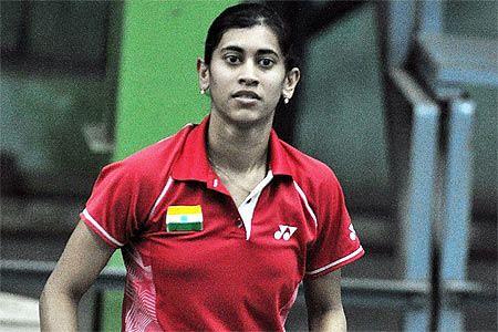 Badminton: Tanvi Lad shocks Arundhati Pantawane