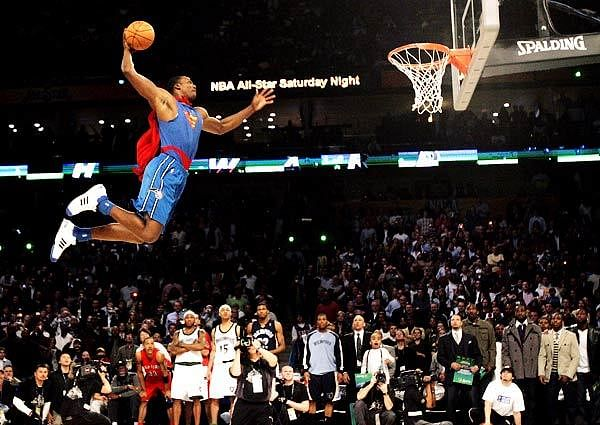 NBA Top 10 Dunkers #6: Dwight Howard