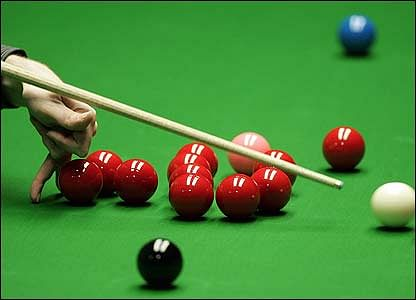 India's Rafath Habib misses maximum break by a whisker at IBSF World 6 Reds Snooker